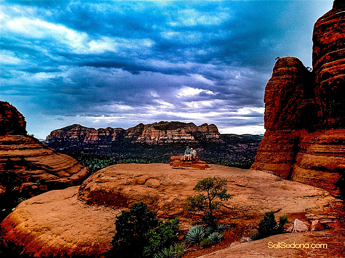 Broken Arrow - End of Trail Red Rocks - Sheri Sperry Coldwell Banker top sedona real estate agent