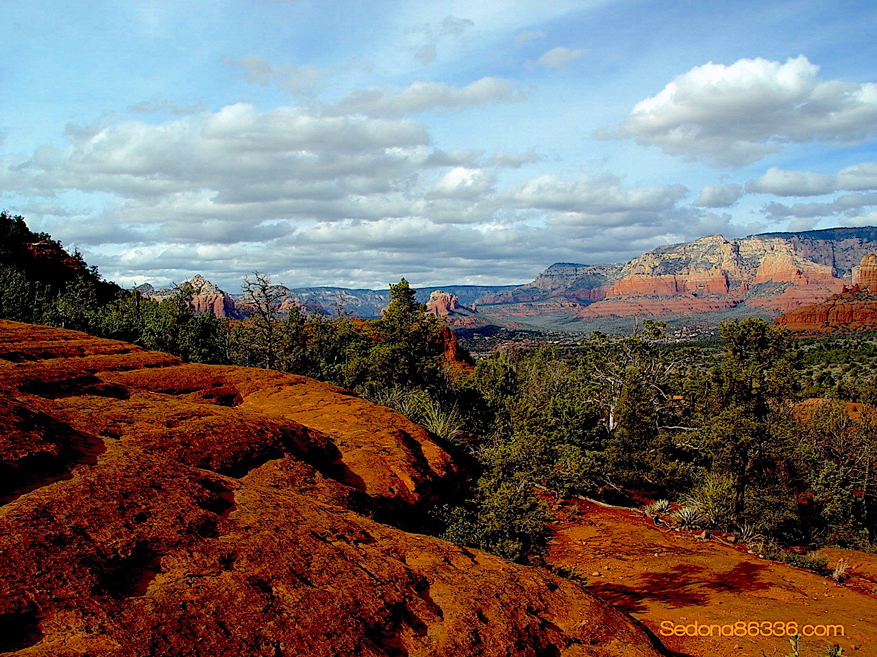 Broken Arrow Trail - Sheri Sperry Coldwell Banker top sedona real estate agent