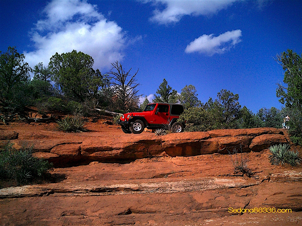 Soldiers Pass Trail West Sedona Sheri Sperry Coldwell Banker top sedona real estate agent