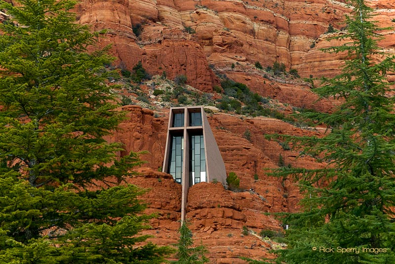 Chapel of the Holy Cross - Sheri Sperry Coldwell Banker top sedona real estate agent