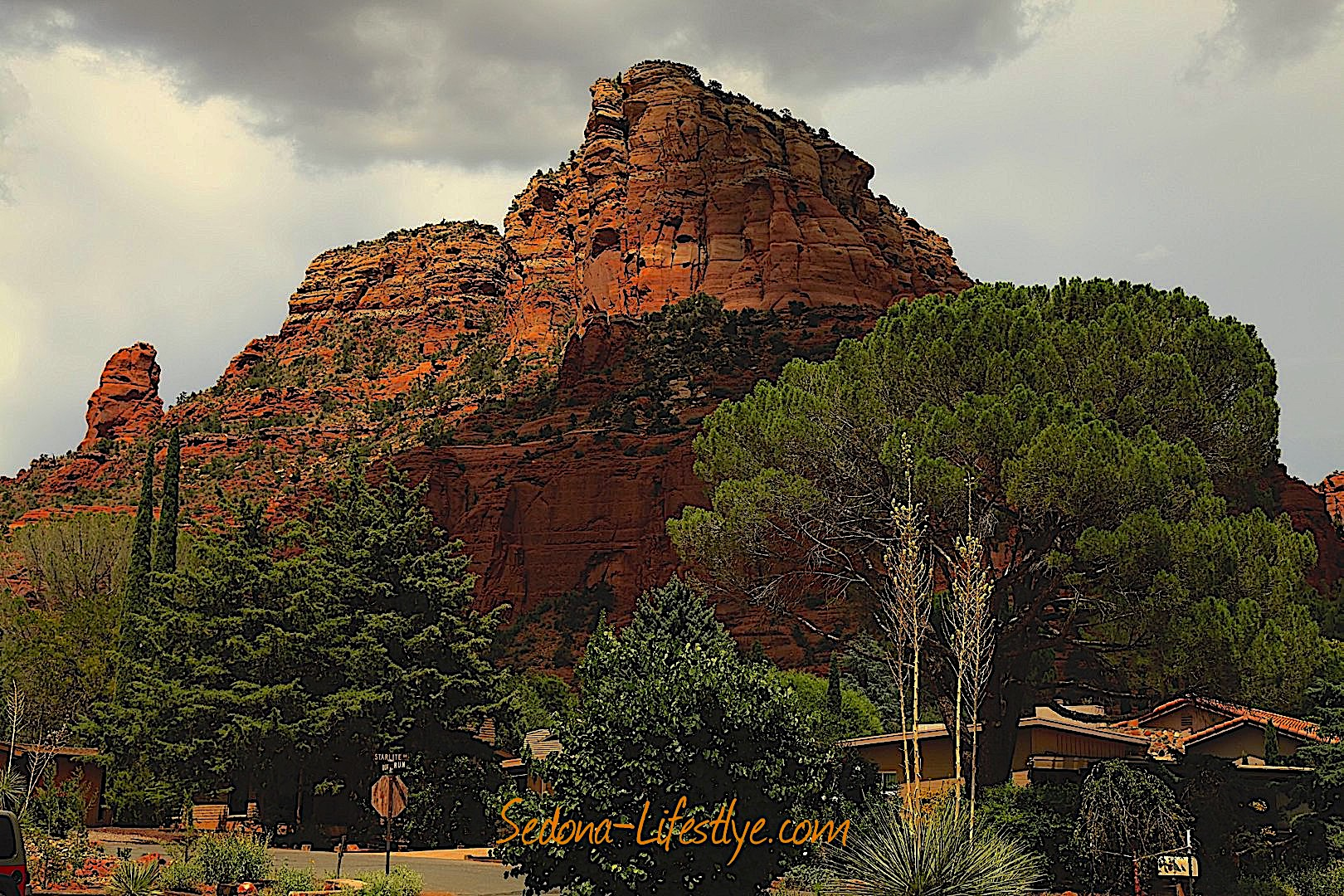 Elephant Rock Chapel Sheri Sperry Coldwell Banker top sedona real estate agent