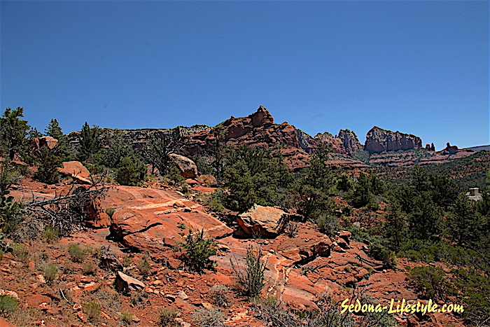 Soldiers Pass - Coffeepot Rock - Sheri Sperry Coldwell Banker top sedona real estate agent