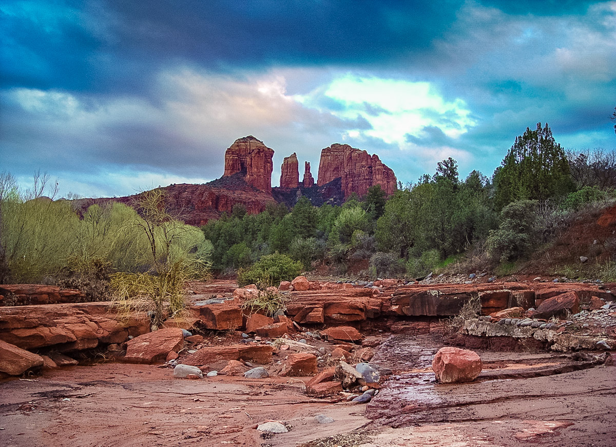 Cathedral Rock Red Rock Crossing Sheri Sperry Coldwell Banker top sedona real estate agent