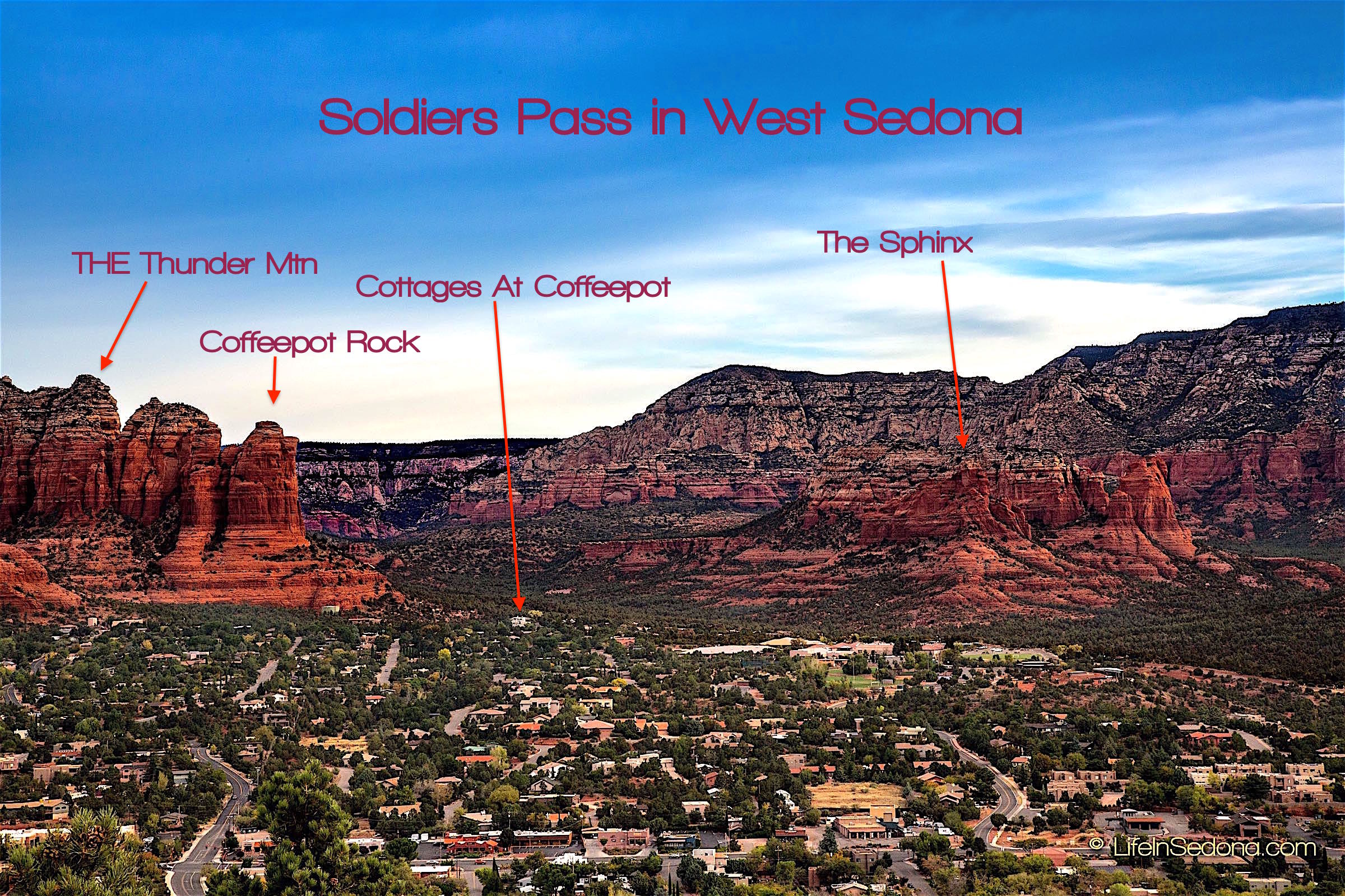 Soldiers Pass - Sheri Sperry Coldwell Banker top sedona real estate agent