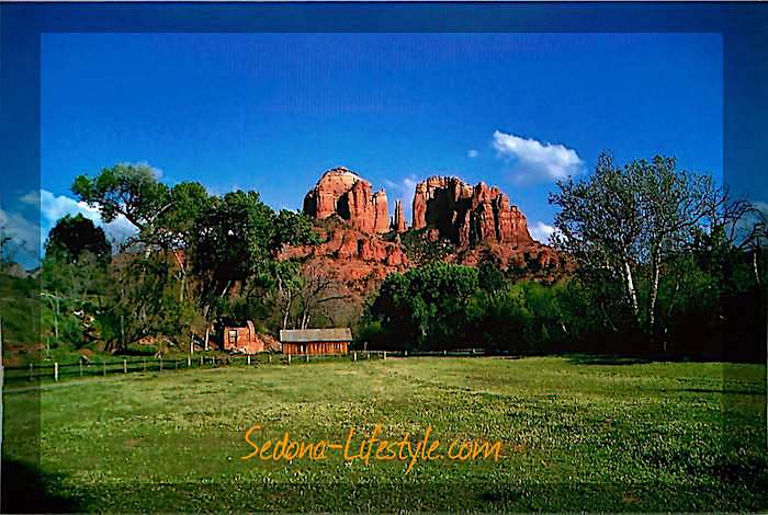 Crescent Moon Ranch Cathedral Rock Sheri Sperry Coldwell Banker top sedona real estate agent