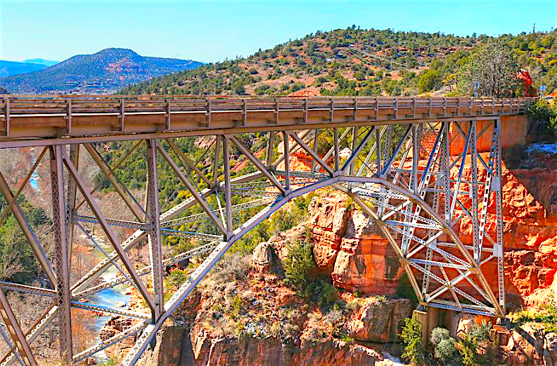 midgley bridge - Sheri Sperry Coldwell Banker top sedona real estate agent