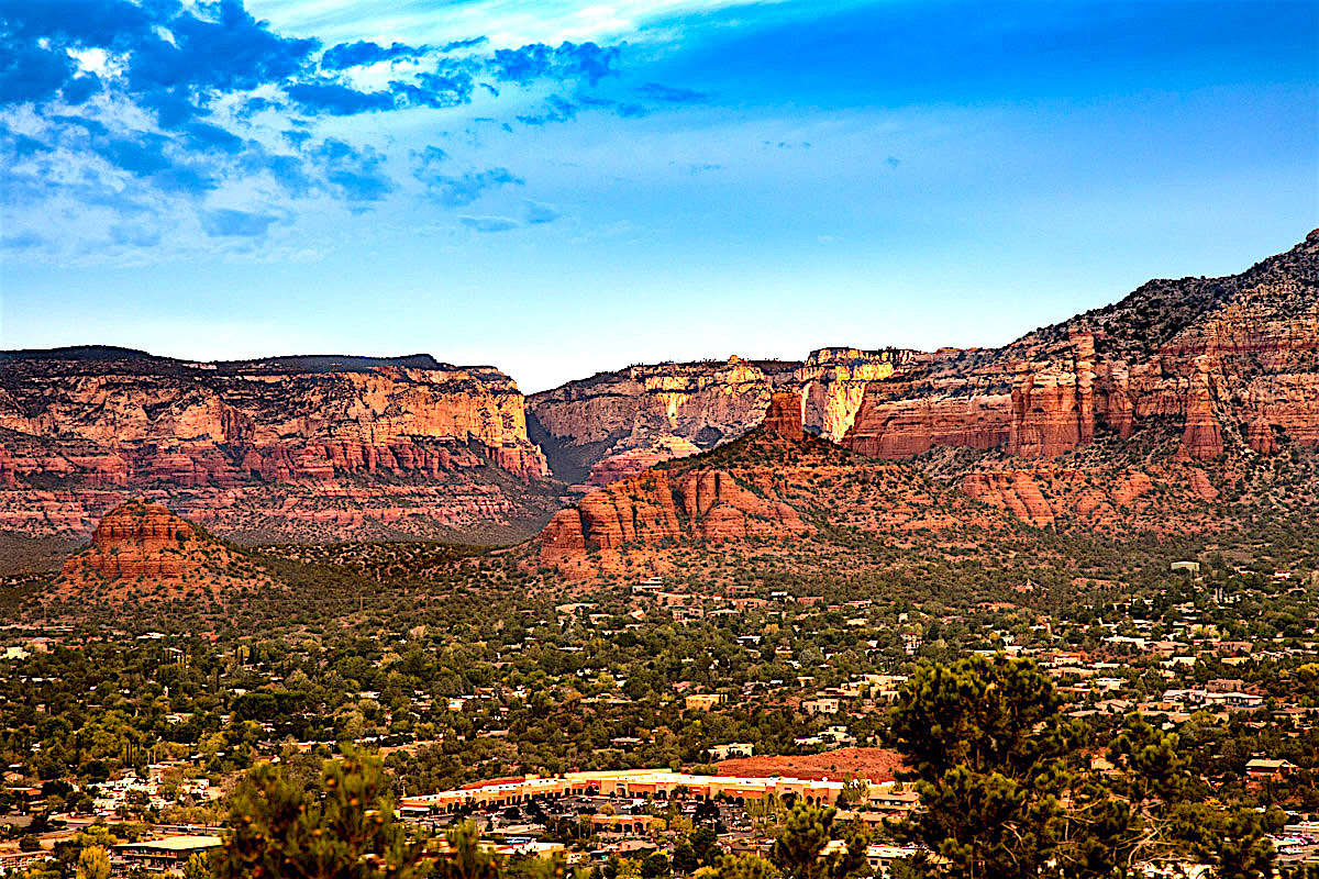 Boynton Canyon Sedona Airport -Sheri Sperry Coldwell Banker top sedona real estate agent