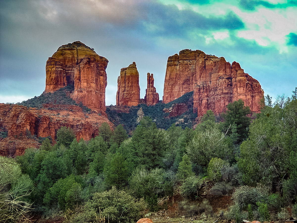 Cathedral Rock - Sheri Sperry Coldwell Banker top sedona real estate agent